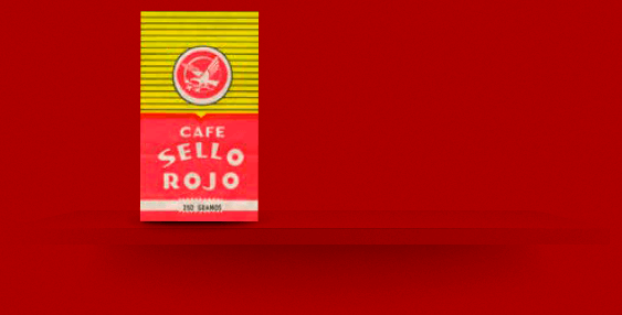 Café Sello Rojo 1964