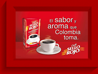Café Sello Rojo 1994
